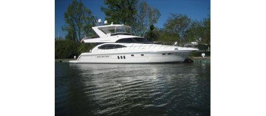 2016 Dyna Yachts D55