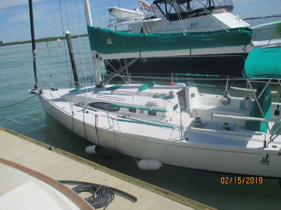 2011 J Boats 108 Sail Boat For Sale - www yachtworld com
