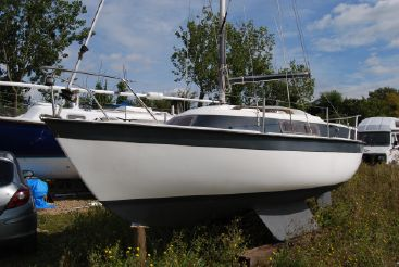 1982 Newbridge Navigator 19