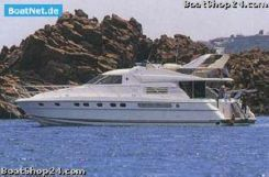 1993 Fairline (gb) Fairline 62 Squadron