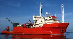 1980 Custom DSV Multi Role Support Vessel