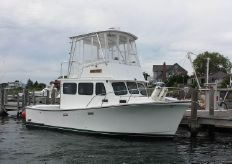 2001 North Shore Downeast Northshore 28