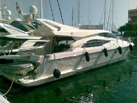 2006 Ferretti Yachts 530