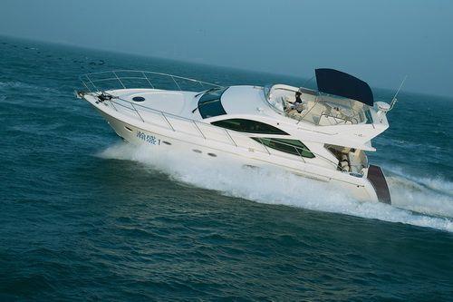 2013 Hansheng Yachts Gallop 48