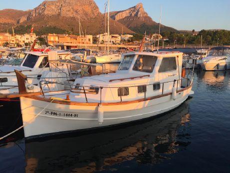 1991 Menorquin Capeador 43