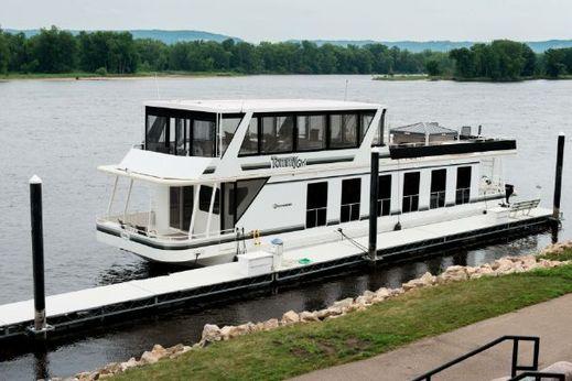 2012 Skipperliner HOUSEBOATS 720