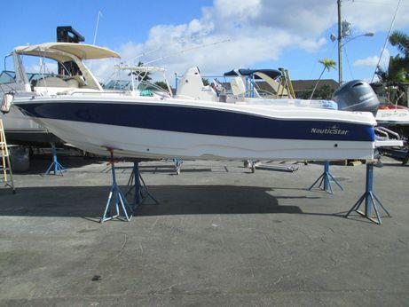 2017 Nautic Star 211 Angler