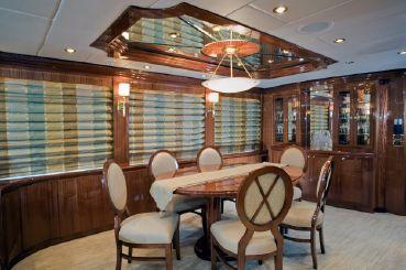 "thumbnail photo 1: 2010 Hargrave Custom Yachts ""Sky Lounge 101"""