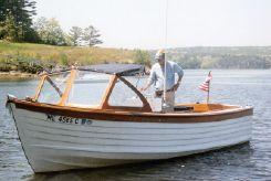 1985 Shearwater Launch