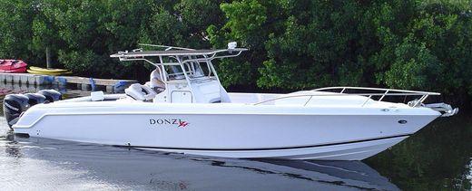 2007 Donzi 38 ZF Cuddy