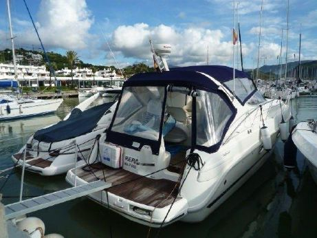 2002 Cranchi Yachts Cranchi 34 Zaffiro