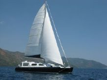 1990 Custome Skye Sailing Catamaran