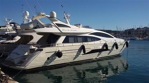 2006 Riva 75' Venere