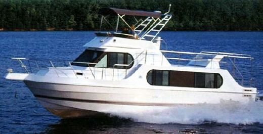 2000 Harbor Master 400 Pilothouse Motoryacht