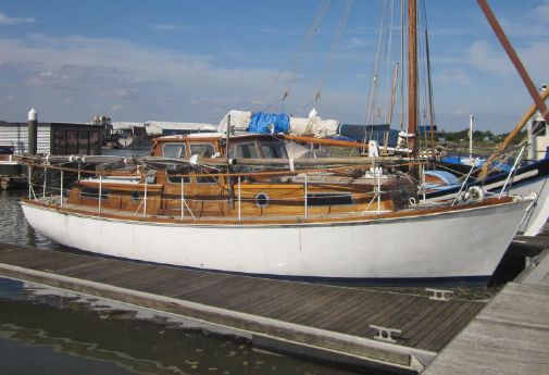 1963 Classic Miss Silver Ketch