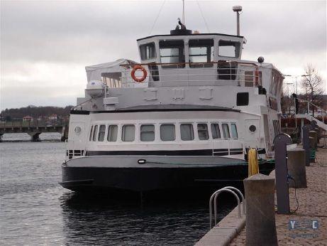 1971 Woonschip, Wohnschiff, Hausboot, Restaurant, Live Aboard Vessel