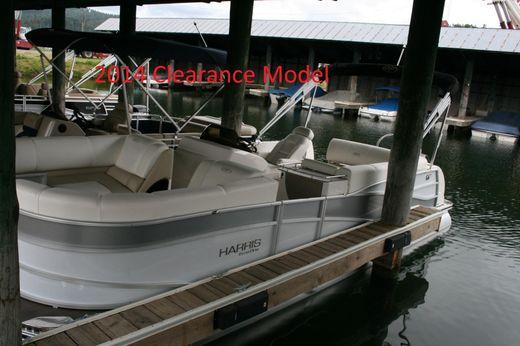 2014 Harris Flotebote Grand Mariner SL 250