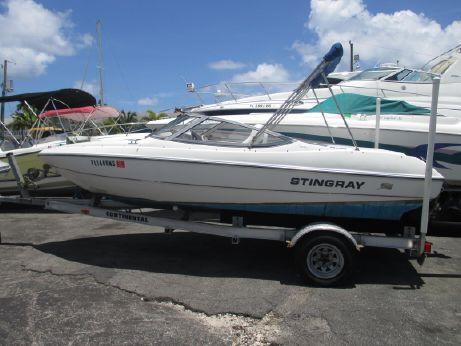 2005 Stingray 180 RX BOWRIDER
