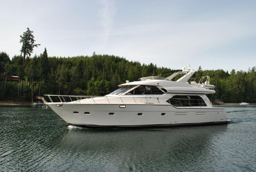 1999 Bayliner 5788 Pilothouse Motoryacht