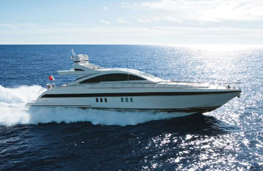 2016 Overmarine Group Mangusta 80