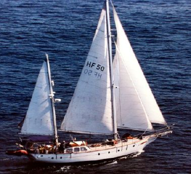 1978 Hudson Force 50 Ketch