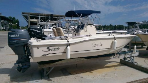 2006 Scout Boats 175 SPORT FISH