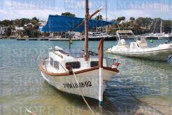 1985 Menorquin 25