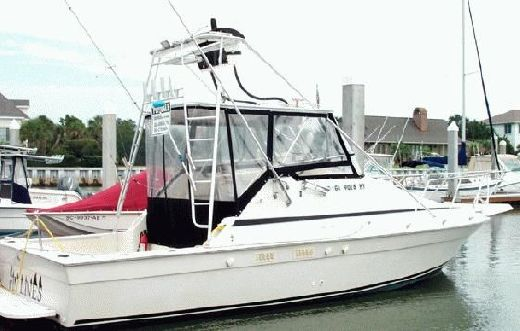 1989 Luhrs 290 TOURNAMENT