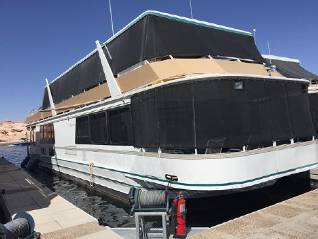 2001 Skipperliner Custom Houseboat
