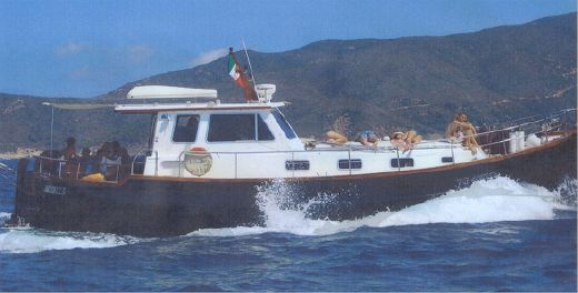 2002 Menorquin Yachts 160T