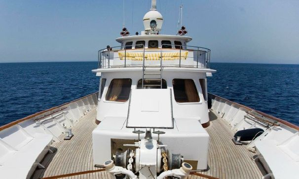 1968 Arsenal Do Alfeite Motor Yacht Power Boat For Sale