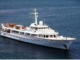1968 Arsenal Do Alfeite Motor Yacht