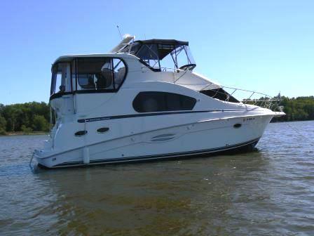 2005 Silverton Motor Yachts 35