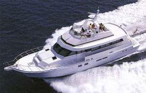 1999 Hatteras 74 Cockpit Motor Yacht