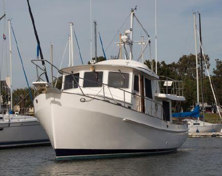 2000 Krogen Pilothouse Trawler