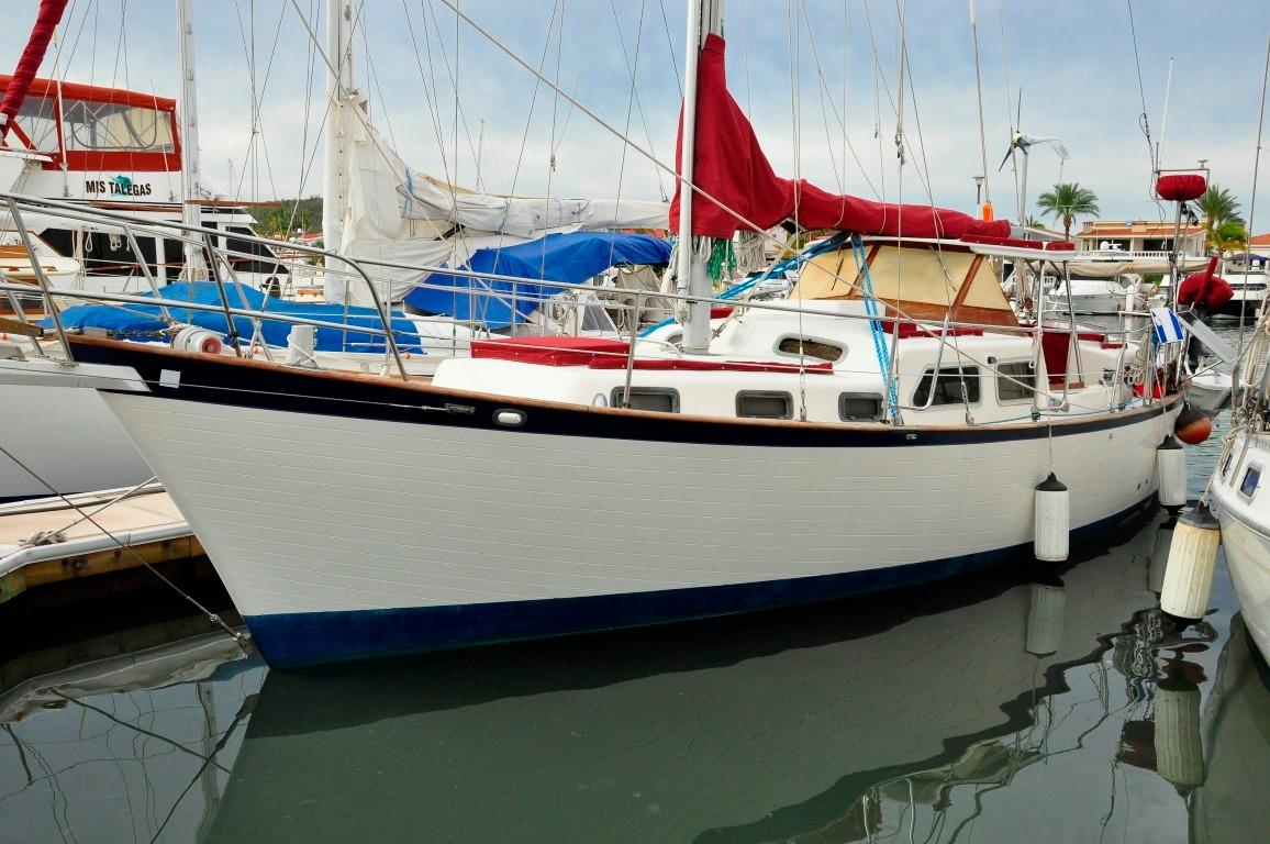 37' Cooper Yachts Seabird+Boat for sale!