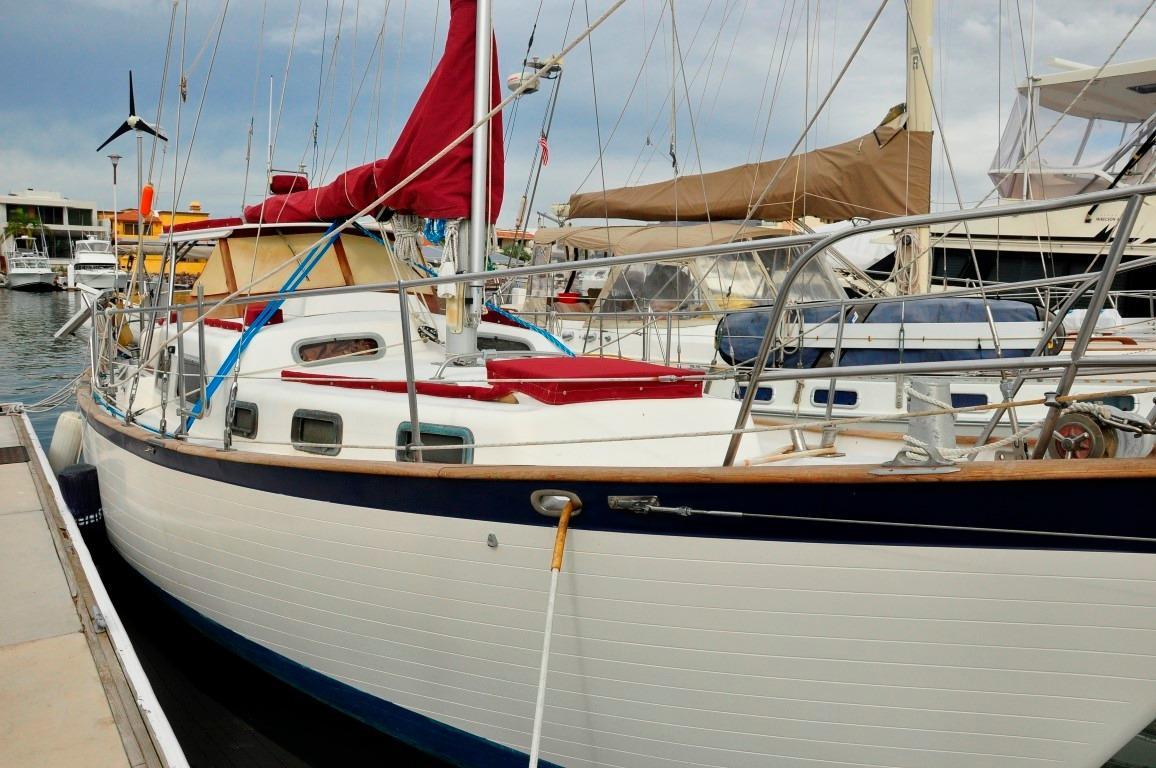 37' Cooper Yachts Seabird+Photo 4
