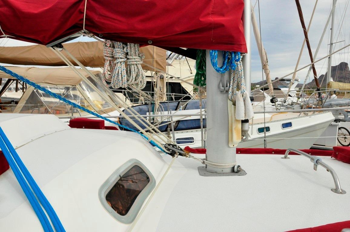 37' Cooper Yachts Seabird+Photo 5