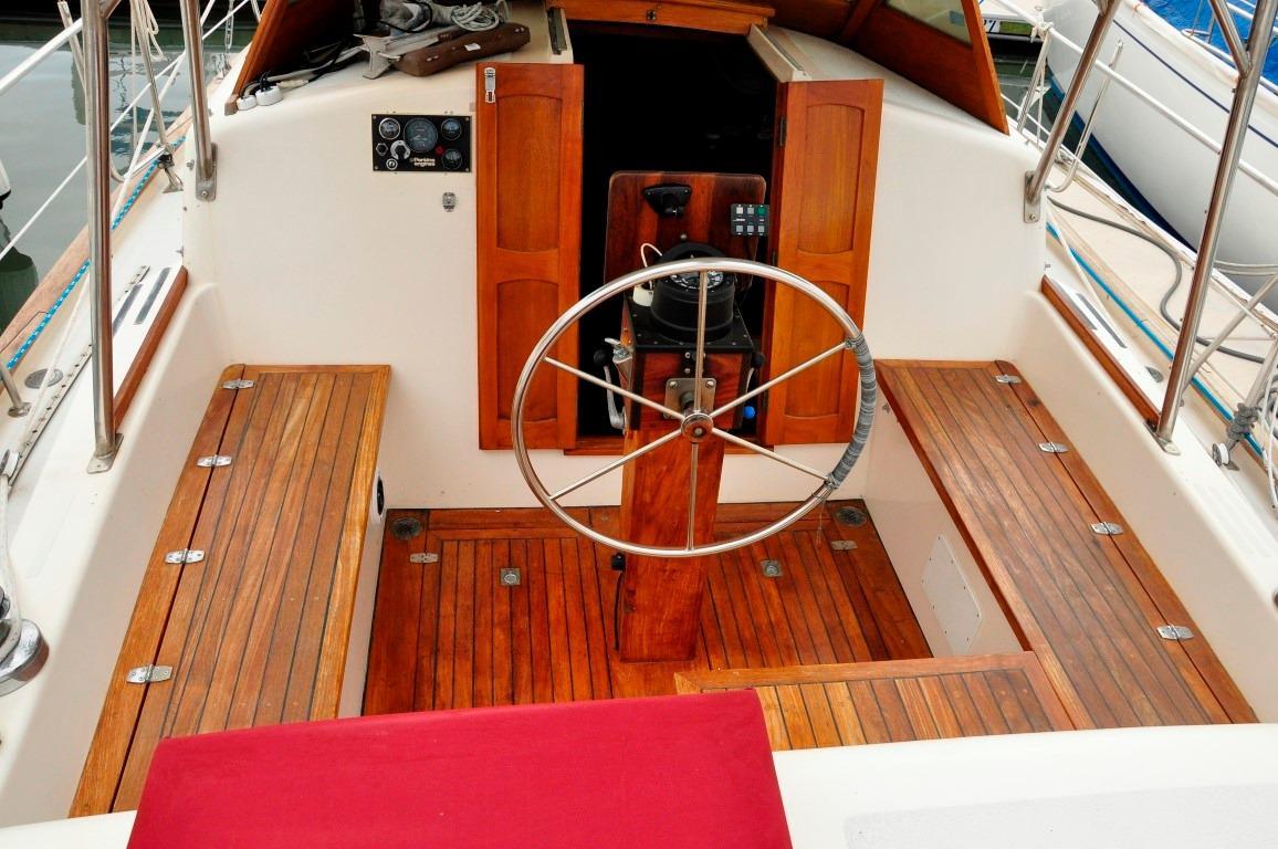 37' Cooper Yachts Seabird+Photo 17