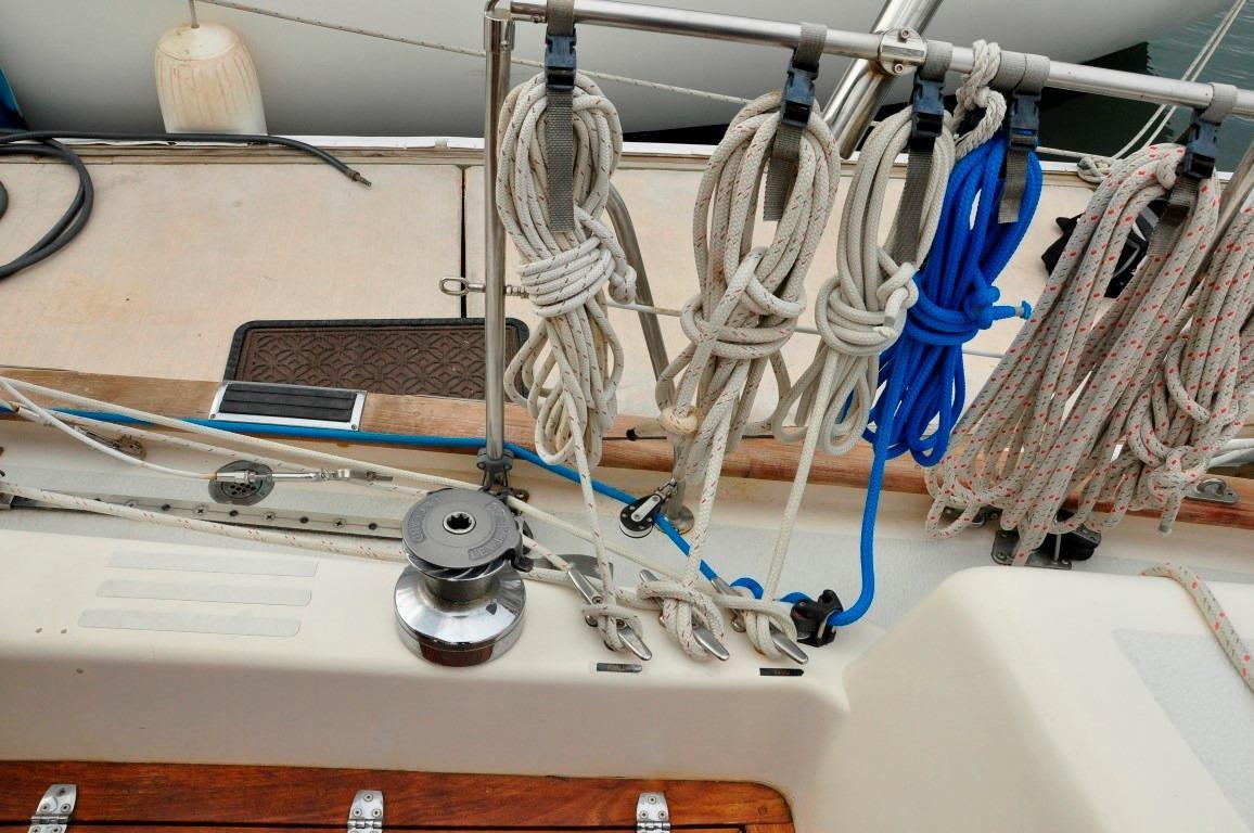 37' Cooper Yachts Seabird+Photo 18