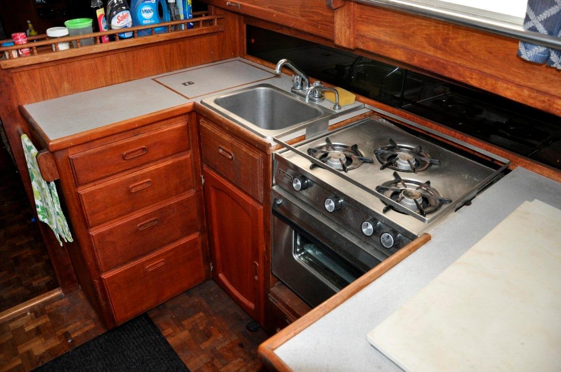 37' Cooper Yachts Seabird+Photo 28
