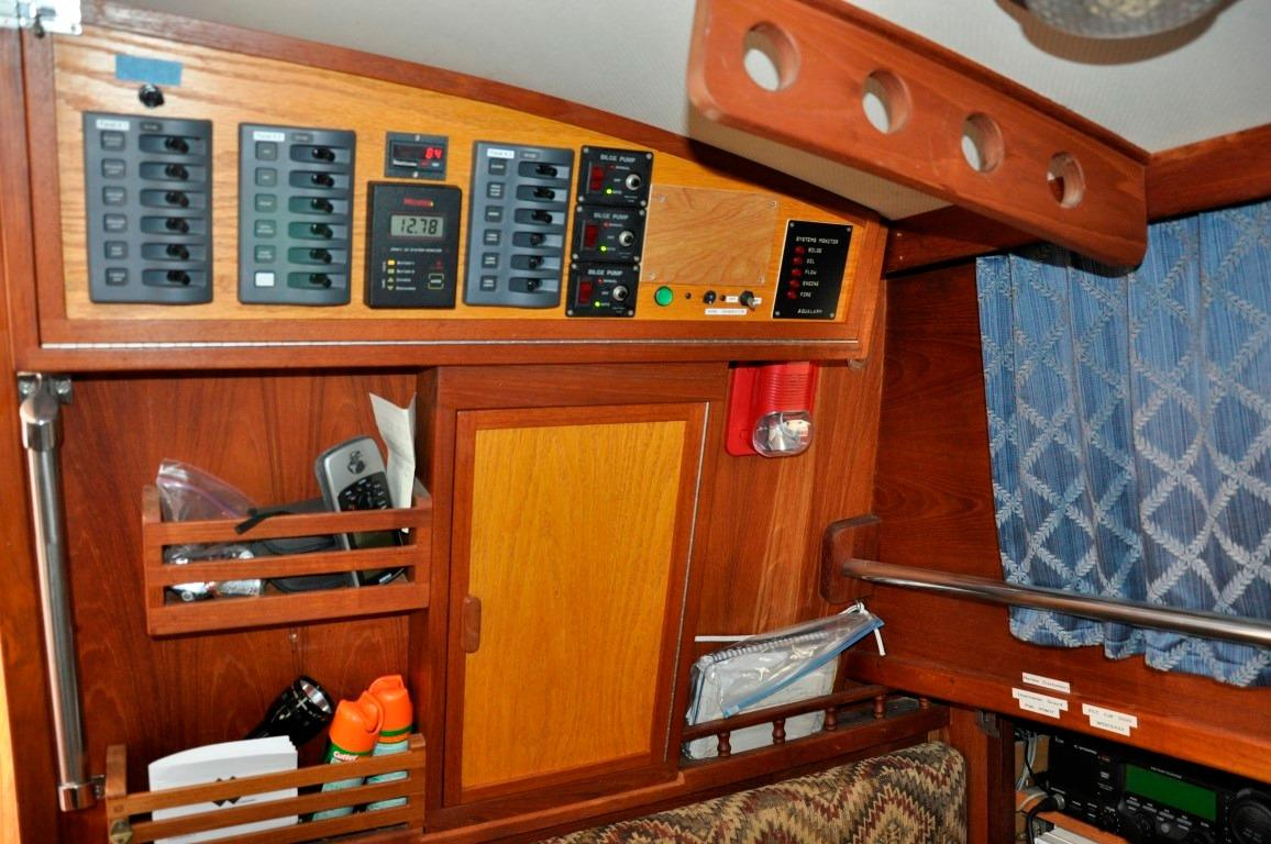 37' Cooper Yachts Seabird+Photo 33