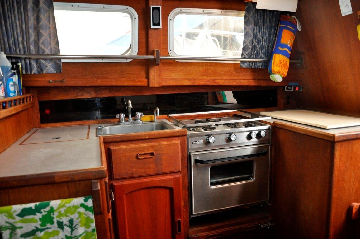 37' Cooper Yachts Seabird+Photo 35