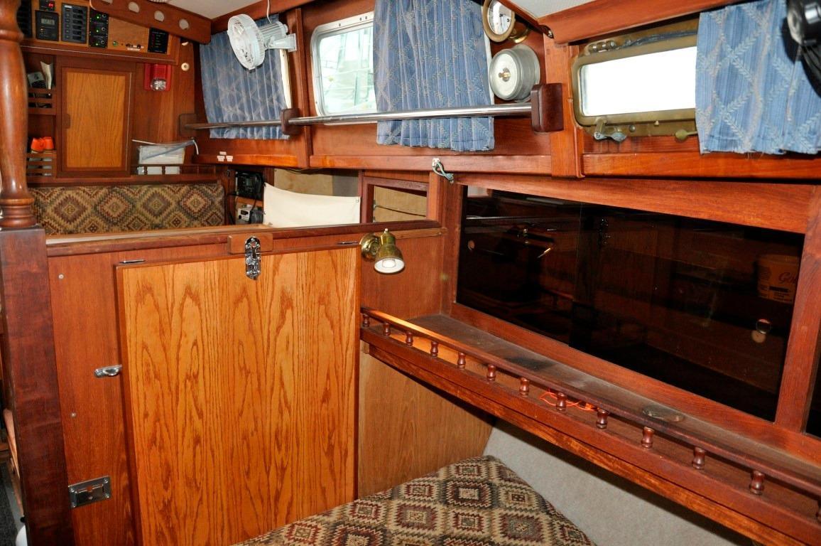 37' Cooper Yachts Seabird+Aft Cabin