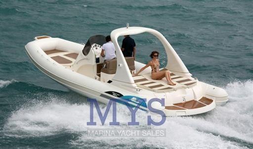 2010 Jokerboat MAINSTREAM 800 EFB