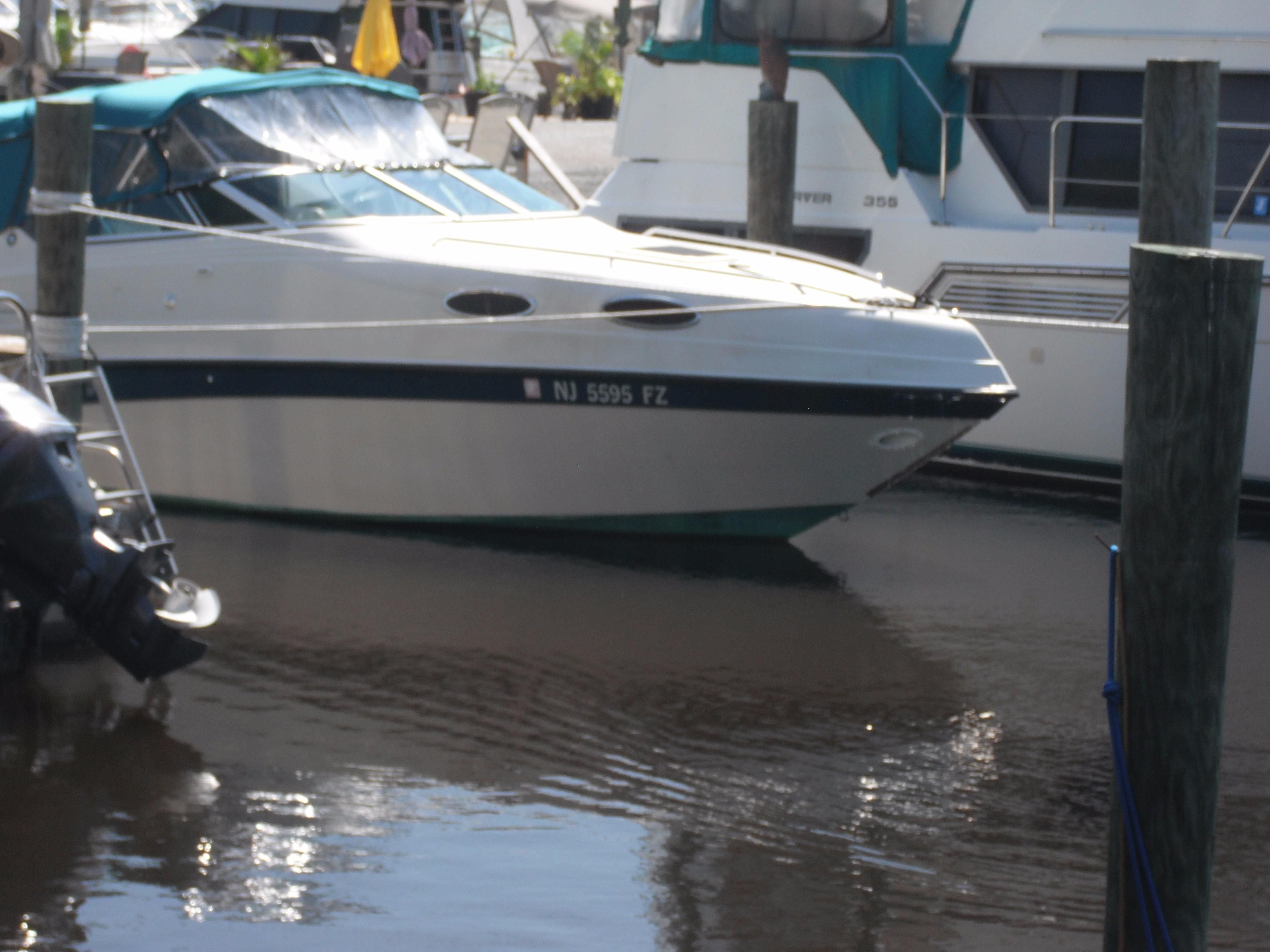 1995 Genesis 2502 Cuddy Cabin Power Boat For Sale Www