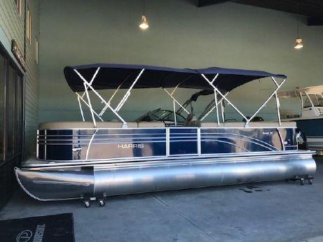 2018 Harris Flotebote 240 Sunliner