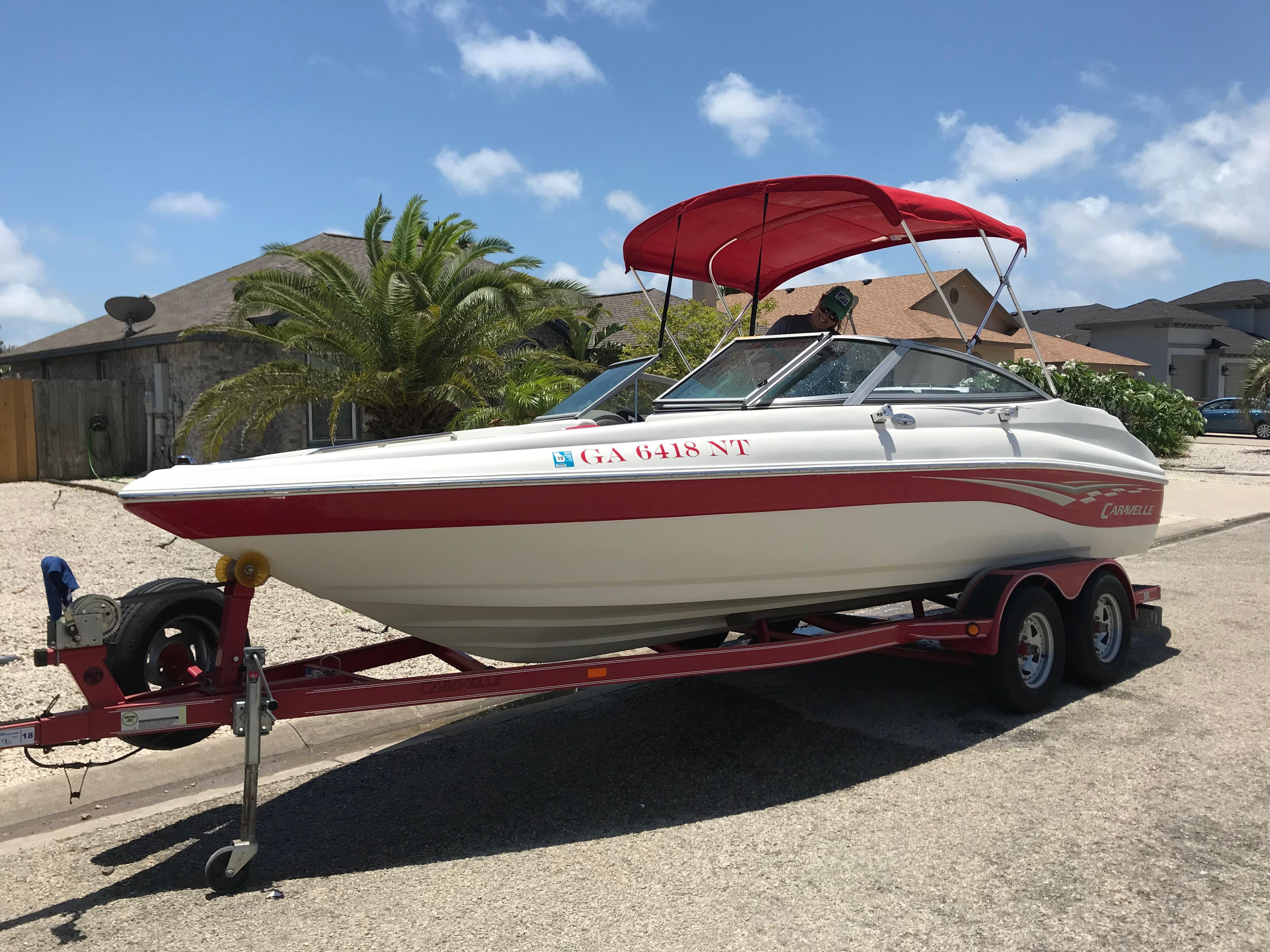 2004 Caravelle 207 Bow Rider Power Boat For Sale