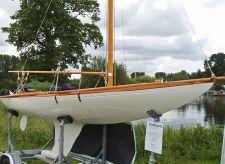 2011 Sibbick 20 ft half rater