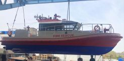 2018 Commercial Fire Rescue Work Boat